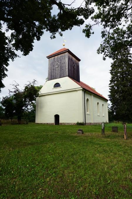 Kirche in Küstrinchen