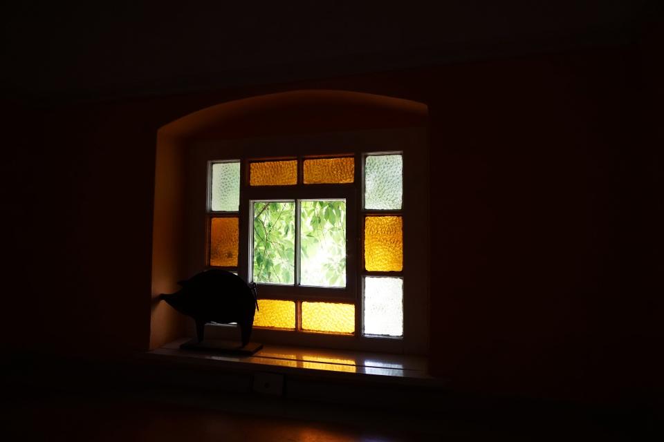 Treppenfenster